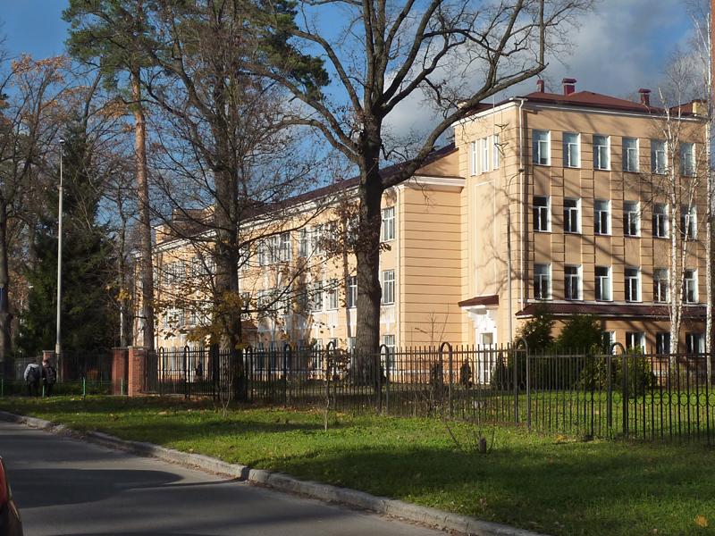 Будівля МФШ