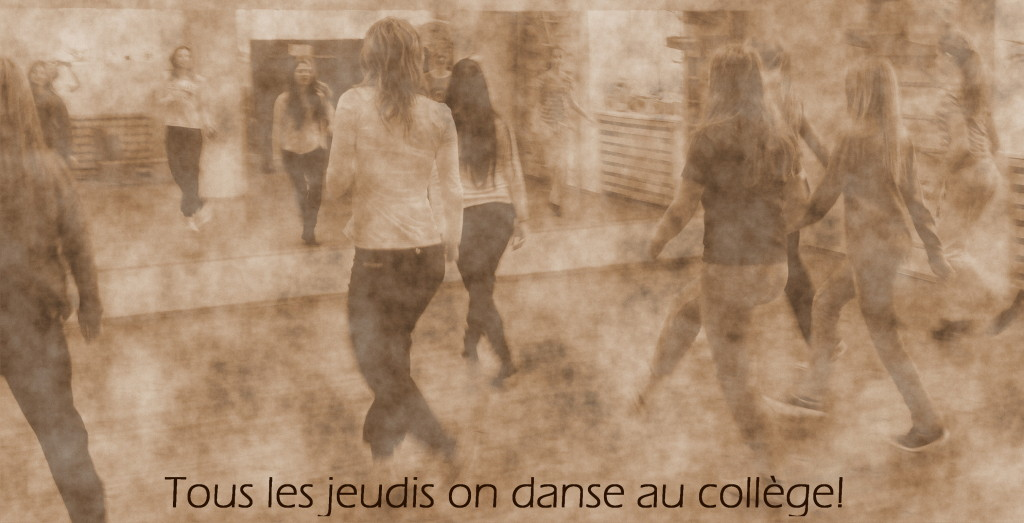 on danse au college