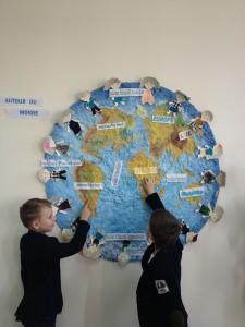 """ПАШ ЮНЕСКО: проект """"4 елементи: Земля"""""""