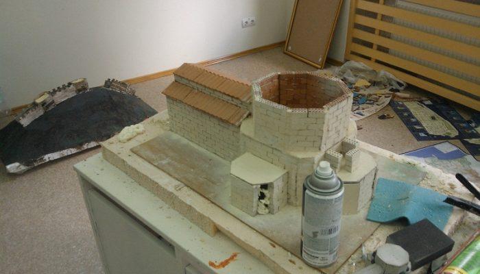 В ході реалізації проекту, учні колежу створили копії відомих архітектурних споруд